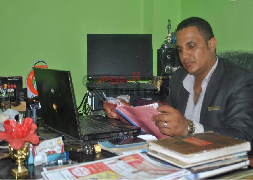 فريق عمل المؤسسة العامة وجريدة صوت الناس الحر وشركة بدون وسيط لدعاية واعلان والمنظمة المصرية لحقوق الانسان والتنمية