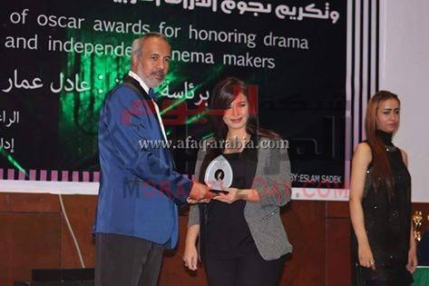 عادل عمار يصرح: اخترت تكريم الإعلامية شيماء صادق عن اقتناع تام