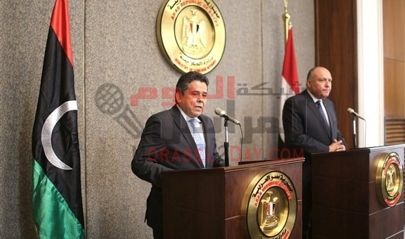 وزير خارجية ليبيا يصل القاهرة لبحث آخر التطورات فى بلاده