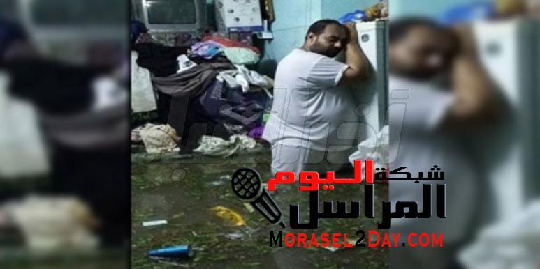 وزيرة التضامن تقرر صرف 5 آلاف جنيه لصاحب أشهر صورة فى حادث غرق الإسكندرية