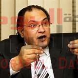 """حافظ أبو سعده : من يحاول إعادة أجواء ما قبل 25 يناير هو """"الخاسر"""""""
