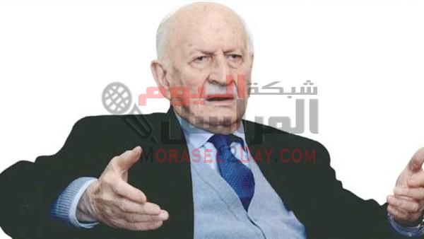 وفاة إبراهيم بدران رئيس المجمع العلمي ووزير الصحة الأسبق