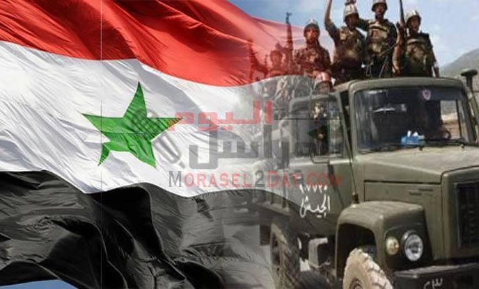 ريف حلب الجنوبي.. الجيش وحلفاؤه يسيطرون على تل وبلدة معراته شمال شرق خان طومان