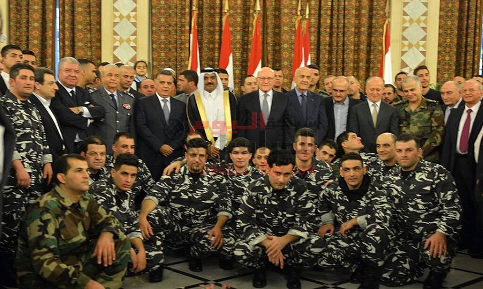 نجاح صفقة التبادل برعاية قطرية  وبامتياز لبناني  ومدير عام الأمن العام  اللواء عباس إبراهيم شخصية هذا العام