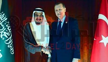 بني سعود وأردوغان يستعدان لحرب السيطرة على النفط