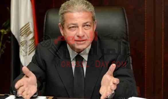 وزير الرياضة يؤكد انتهاء أزمة المقاطعة بين نقابة الصحفيين ورئيس الزمالك