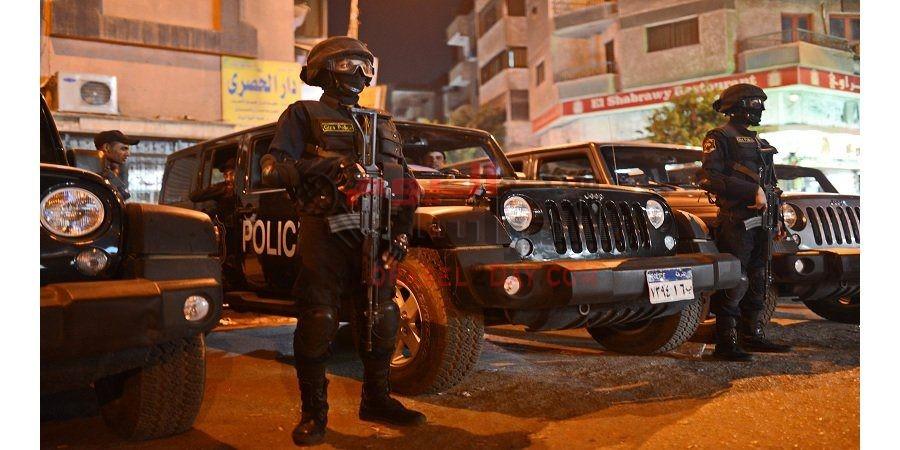النيابة تحقق مع ضابط شرطة صدم 3 مواطنين بالفيوم