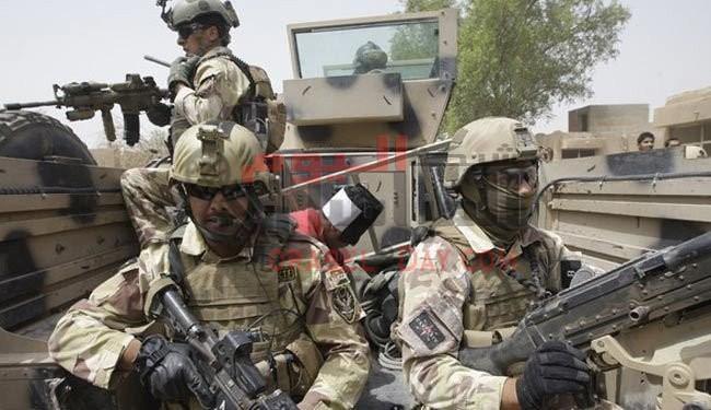 العراق.. الجيش يسيطر على منطقة الزوية شمالي الرمادي في الأنبار
