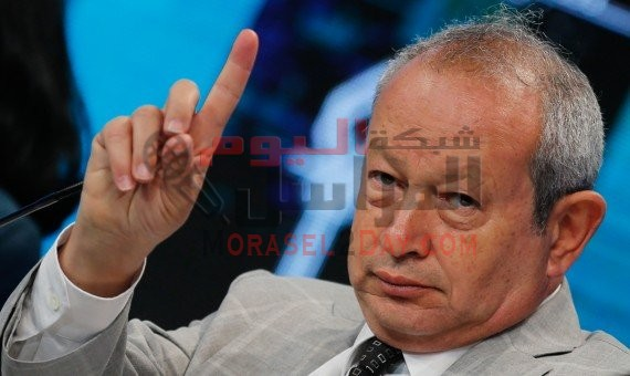 """نجيب ساويرس: فصل نائبة """"المصريين الأحرار"""" المشاركة باجتماع """"دعم مصر"""""""