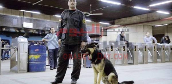 غلق محطة مترو «السادات» أمام الركاب صباح الغد لدواع أمنية