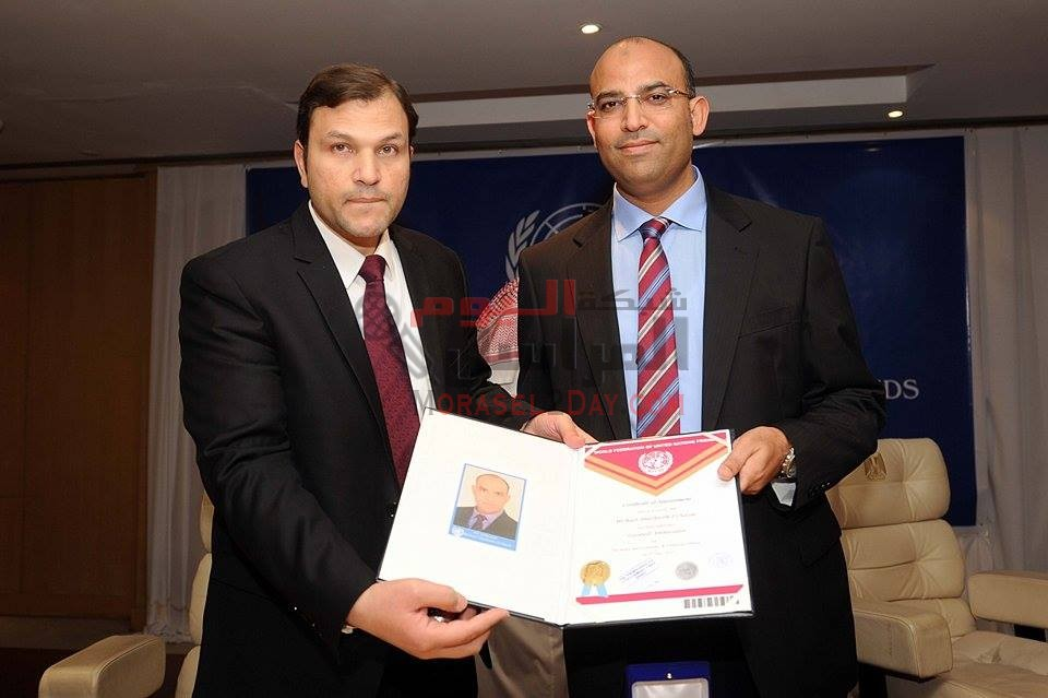 الدكتور وائل عبدالكريم: مشروع اقتصادى يخدم الإنسانية العربية بالتعاون مع الفيدرالية