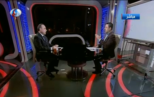 وزير الكهرباء السوري – م.عماد خميس لبرنامج #المحور