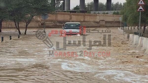 طوارئ بالمحافظات لمواجهة الأمطار والسيول