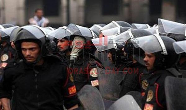 تشكيلات أمنية بميدان التحرير.. والتدخل السريع يمشط وسط البلد