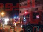 مصدر أمني: انفجار منوف ناتج عن قنبلة بدائية الصنع -بالصور