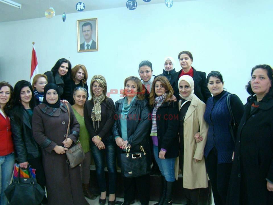 المركز الثقافي العربي في مدينة جرمانا
