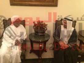 الجروان يستقبل البرلمانين العرب استعددا لاول قمة برلمانية