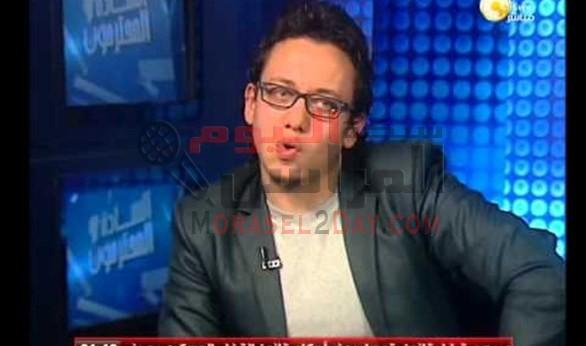 الداخلية تصدر بيانا بشأن القبض على رسام الكاريكاتير إسلام جاويش