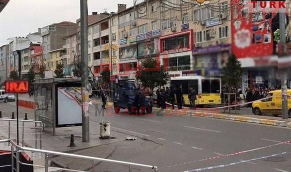 إصابة شخصين في انفجار قنبلة فى محطة حافلات تركيا
