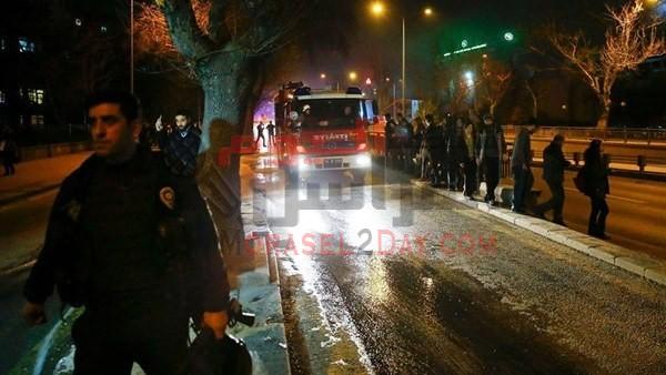 مقتل وإصابة 15 شخصًا في انفجار بـ«أنقرة»