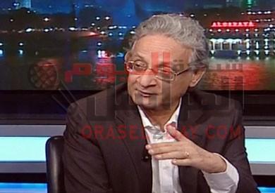 «السناوي»: «خطاب السيسي أضر بصورة مصر في المنطقة.. وهذه هي المطبات الخطيرة فيه»