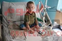 """من ينقذ """"محمد""""طفل 4 سنوات من ابشواى يحتاج زرع نخاع ب200000 ألف جنيها"""