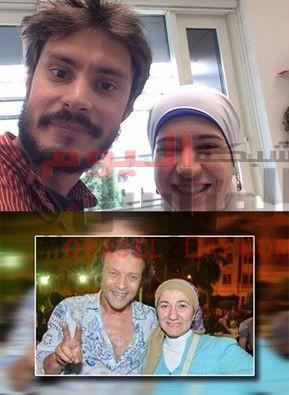 ما سر العلاقة بين الشاب الإيطالي جوليو ريجيني  والناشطة السياسية غادة نجيب زوجة الفنان هشام عبد الله ؟
