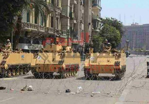 النظام المصري يمت إكلينيكيآ