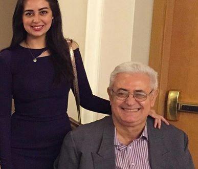 """خبر وفاة والد """"هبة مجدي"""" أشعل مواقع التواصل الإجتماعي"""
