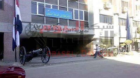 أصابة 5مواطنين فى مشاجرة بينهم بالسلاح الألى بشبين الكوم …