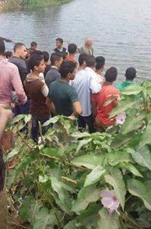 ومازال البحث مستمر عن جثة الطالب محمد جمعة عبد الخالق تحت مياة النيل بمركز العياط