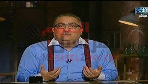 إبراهيم عيسى: حظر النشر باقتحام النقابة تصرفات دولة مرعوبة