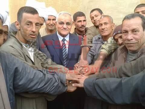 مواطن يكذب ممدوح الحسيني ويتهمه بخداع الاهالي