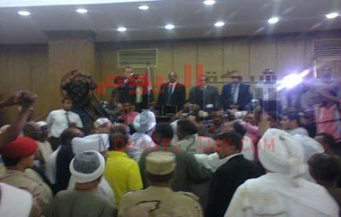 وكيل أوقاف أسوان يعرض موقف المُحالين للمفتي من قبيلتي بني هلال والدابودية على وزير الأوقاف