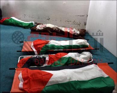 وقف تسليم جثامين القتلي المقدسيين
