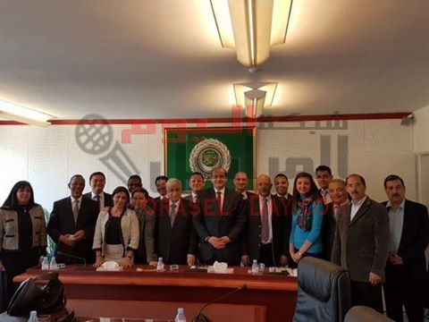 بدء أعمال الاجتماع الثالث عشر بين منظمات الأمم المتحدة ومنظمات جامعة الدول العربية بجنيف