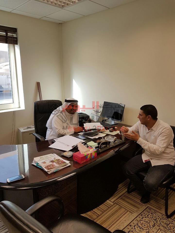 النائب عادل العسومى بمكتب رئيس وزراء البحرين وعضو مجلس النواب لشبكة المراسل اليوم
