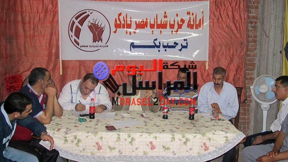 شباب مصر يعلن خوضه إنتخابات المحليات فى كل الدوائر بالتنسيق مع 15 حزب سياسى