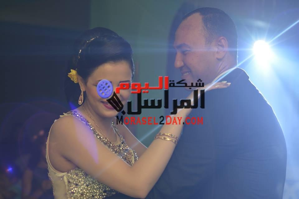 أجمل التهانى القلبيه المقدمه من الإعلامى محمد النبوى للعروسين