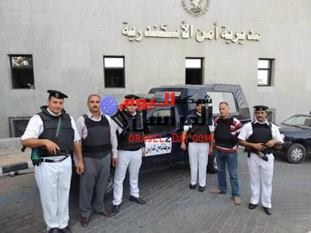 سرقة خزينة بمديرية أمن الإسكندرية.. والنيابة تحقق فى الواقعة
