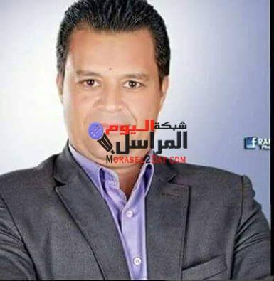 تهنئة من القلب  الإعلامى المحترم حمادة جمعة ألف مليون مبروك