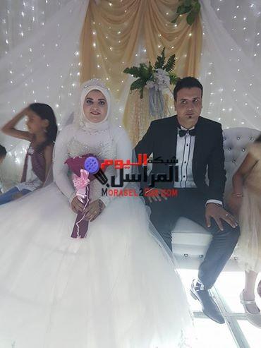 ألف 100 مليون مبروك يا عروسة  أحلى عروسة فى الدنيا بنت أختى