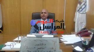 تعيين مدير جديد لمستشفي رمد بني سويف
