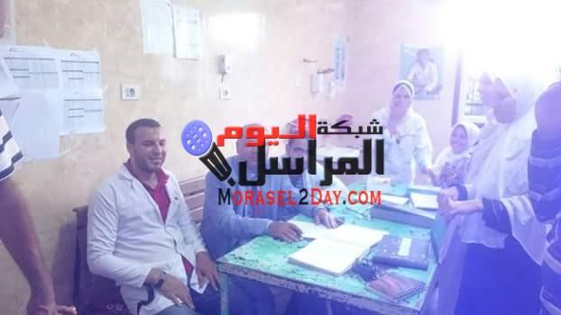 بالصور وكيل وزارة الصحة ببنى سويف يتابع سير العمل بالمستشفيات والوحدات الصحيه استعدادا لعيد الاضحى