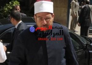 وزير الأوقاف في زيارة مفاجئة للمساجد عقب صلاة الجمعة بمسقط رأسه ببنى سويف