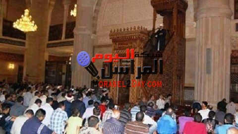 نعمة الشكر خطبة الجمعة ببني سويف