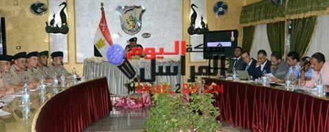 """قبول دفعة جديدة من المجندين بالقوات المسلحة بمرحلة """" يناير 2017 """""""