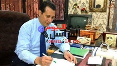 ثروت عبد العزيز مديرًا لـ«تعليم بني سويف»
