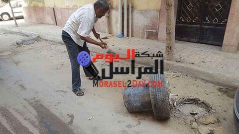 رفع الحدايد والاشغال المختلفة بشوتس الإسكندرية
