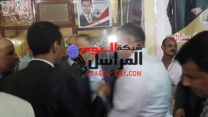 محامو اطسا يصعدون احتجاجاتهم ضد النقيب بالفيوم